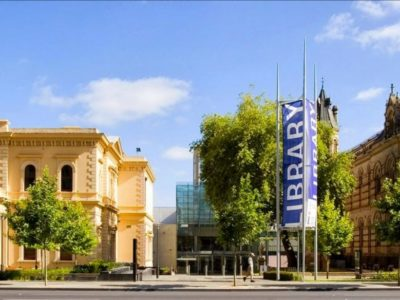 Volunteer opportunity at the State Library of SA